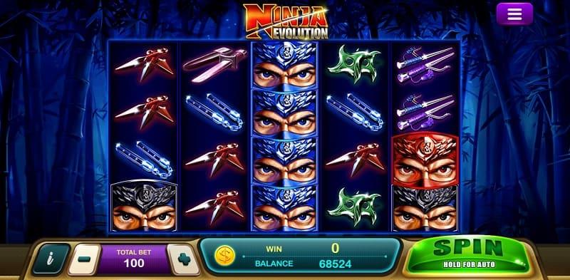 ninja evolution gameplay